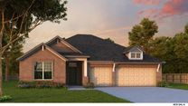 High Pointe Classic by David Weekley Homes in Fort Worth Texas