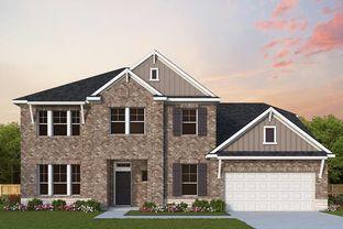 Fleming - Jordan Ranch 70': Brookshire, Texas - David Weekley Homes