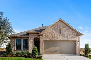 Gladesdale - Meridiana 45' Homesites: Manvel, Texas - David Weekley Homes