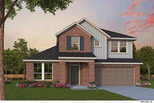 Morrison - Carmel Creek: Hutto, Texas - David Weekley Homes