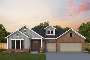 Ketner - Cypress Forest Collection 65': Kyle, Texas - David Weekley Homes