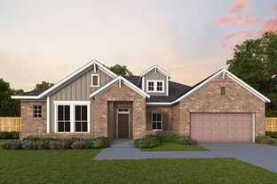 Augustine - Cypress Forest Collection 65': Kyle, Texas - David Weekley Homes