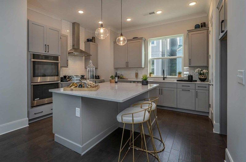 Kitchen featured in the Harpin By David Weekley Homes in Atlanta, GA
