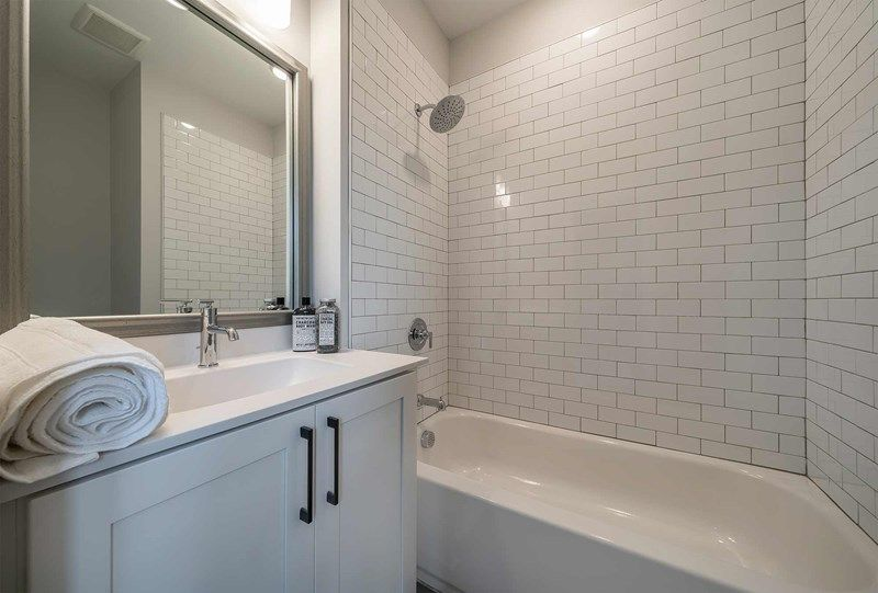Bathroom featured in the Harpin By David Weekley Homes in Atlanta, GA