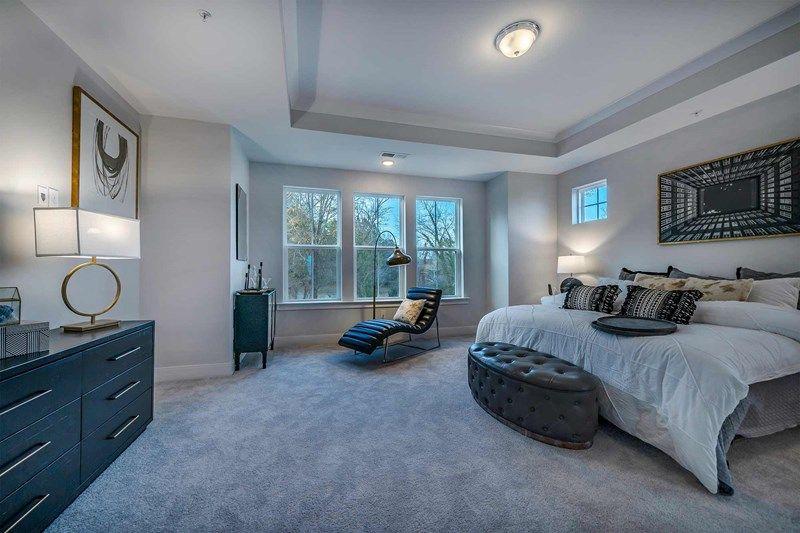 Bedroom featured in the Harpin By David Weekley Homes in Atlanta, GA
