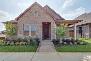 Farnsworth - Elements at Viridian - Traditional Series: Arlington, Texas - David Weekley Homes