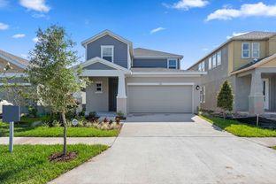 Duchess - Waterset Garden Series: Apollo Beach, Florida - David Weekley Homes