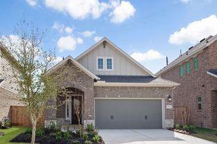 Bingham - Prairieland Village: Cypress, Texas - David Weekley Homes