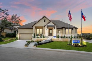 Halsted - Build on Your Lot: Bulverde, Texas - David Weekley Homes