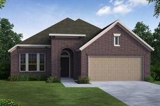Allred - Tavola 50': New Caney, Texas - David Weekley Homes