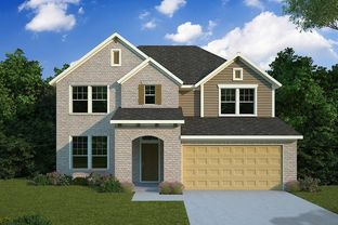 Beck - Tavola 50': New Caney, Texas - David Weekley Homes