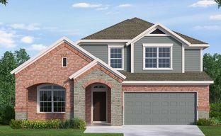 Tavola 50' by David Weekley Homes in Houston Texas