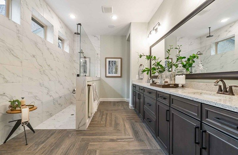 Bathroom featured in the Augustine By David Weekley Homes in Houston, TX