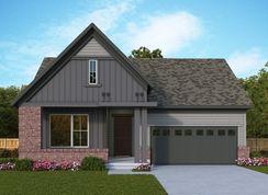 Danbridge - Cross Creek Ranch – Creek View  50': Fulshear, Texas - David Weekley Homes