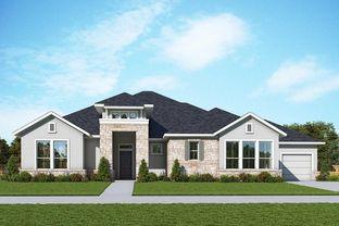 Norwood - Rancho Santa Fe: Liberty Hill, Texas - David Weekley Homes