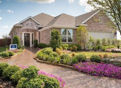 Easton - Gateway Parks Cottages: Forney, Texas - David Weekley Homes