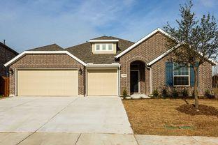 Middleton - Tavolo Park Classics: Fort Worth, Texas - David Weekley Homes