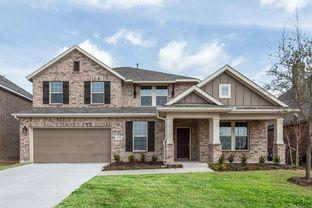 Baltimore - Tavolo Park Classics: Fort Worth, Texas - David Weekley Homes