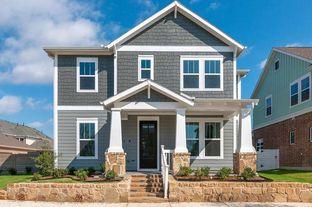 Kishell - HomeTown Cottage: North Richland Hills, Texas - David Weekley Homes