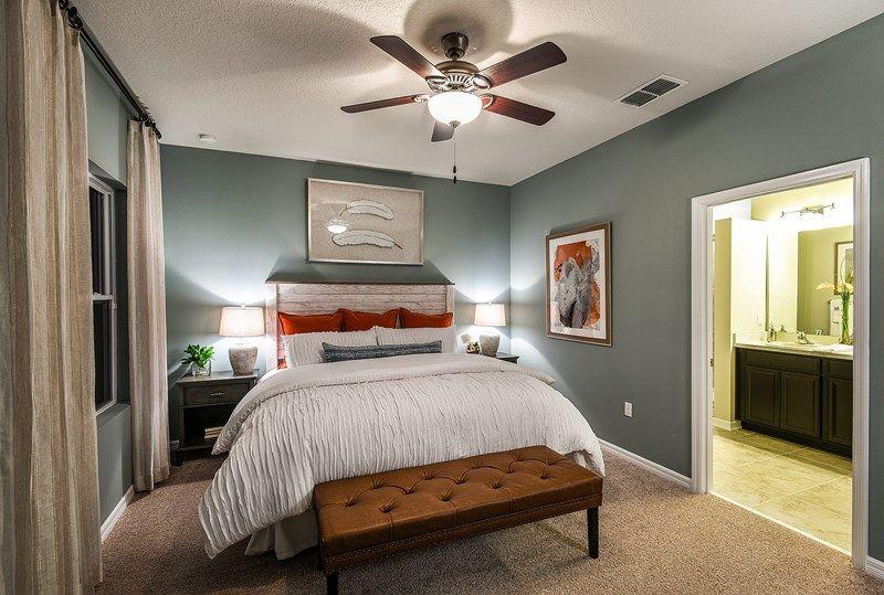 Bedroom featured in the Arabica By David Weekley Homes in Sarasota-Bradenton, FL