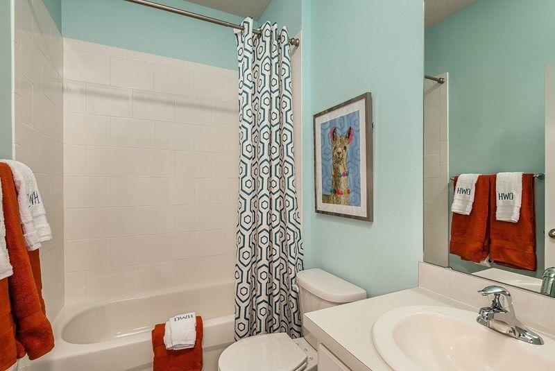 Bathroom featured in the Arabica By David Weekley Homes in Sarasota-Bradenton, FL