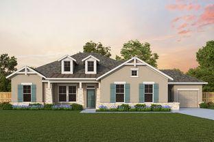 Delaney - Rancho Santa Fe: Liberty Hill, Texas - David Weekley Homes