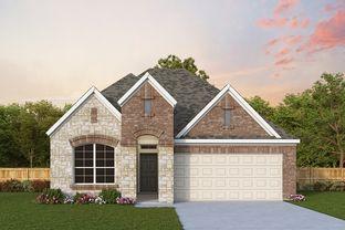 Baileywood - Meridiana 45' Homesites: Manvel, Texas - David Weekley Homes