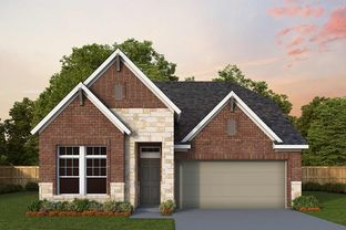Thornleigh - The Woodlands Hills 45' Imagination: Willis, Texas - David Weekley Homes