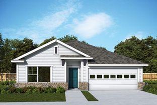 Crestmont - The Colony Riverside 50': Bastrop, Texas - David Weekley Homes