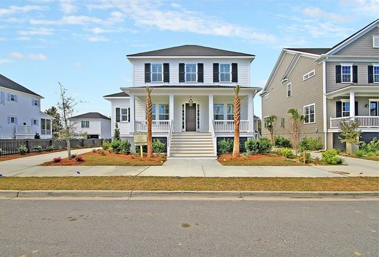 Daniel Island by David Weekley Homes in Charleston South Carolina