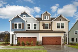 Maplewood - Villa Heights - Paired Home Collection: Charlotte, North Carolina - David Weekley Homes