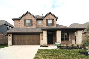 Cruise - Lakes of River Trails: Fort Worth, Texas - David Weekley Homes