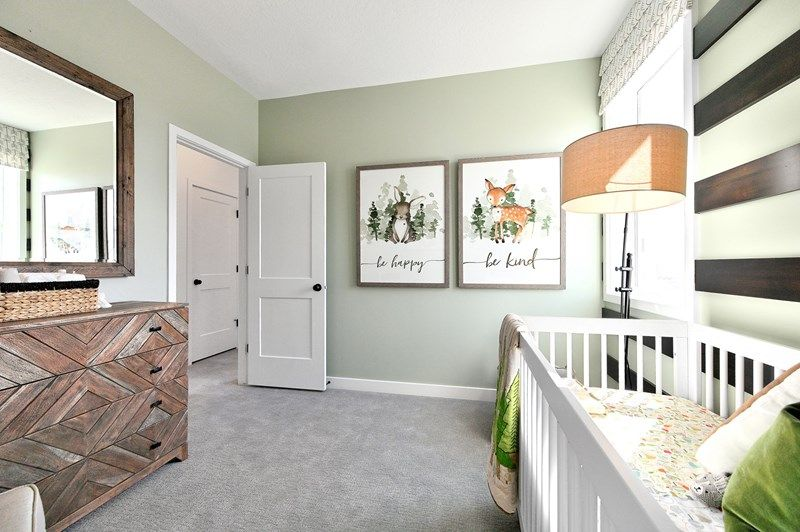 Bedroom featured in the Nebo By David Weekley Homes in Provo-Orem, UT
