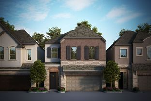 Paxton - Enclave at Lake Highlands Town Center - Park Series: Dallas, Texas - David Weekley Homes