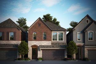 Matisse - Enclave at Lake Highlands Town Center - Park Series: Dallas, Texas - David Weekley Homes