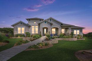 Duffie - Rancho Santa Fe: Liberty Hill, Texas - David Weekley Homes