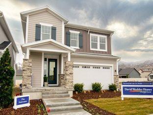 Fairwater - Cedar Canyon: Cedar Hills, Utah - David Weekley Homes