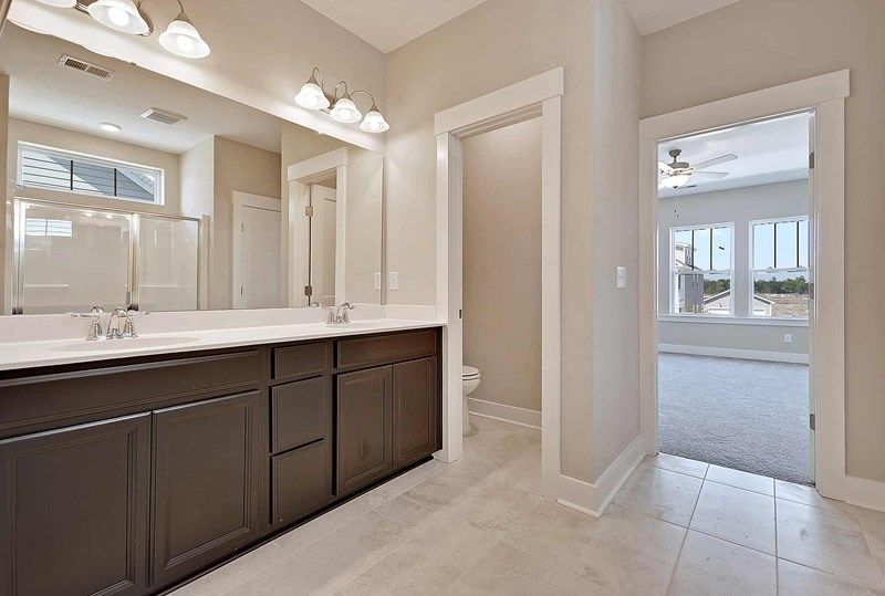 Bathroom featured in the Larston By David Weekley Homes in Charleston, SC