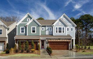 Trinity - Villa Heights - Paired Home Collection: Charlotte, North Carolina - David Weekley Homes