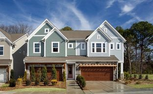 Villa Heights - Paired Home Collection by David Weekley Homes in Charlotte North Carolina