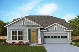 Morningtide - Carmel Creek: Hutto, Texas - David Weekley Homes