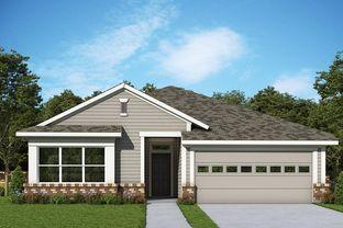 Kline - Carmel Creek: Hutto, Texas - David Weekley Homes