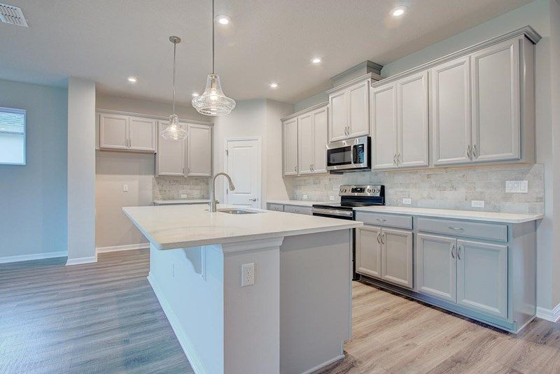Kitchen featured in the Waddle By David Weekley Homes in Sarasota-Bradenton, FL