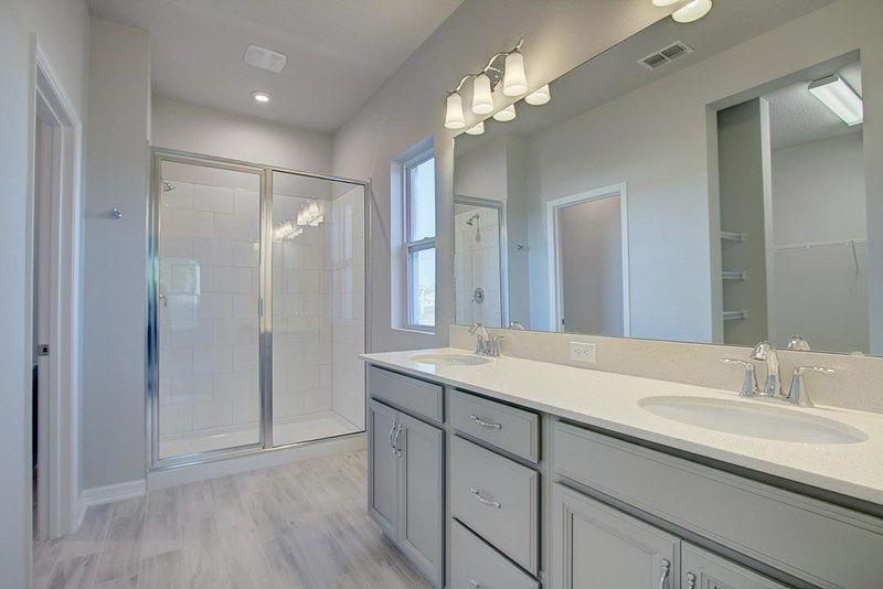Bathroom featured in the Waddle By David Weekley Homes in Sarasota-Bradenton, FL