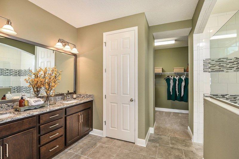 Bathroom featured in the Edinger By David Weekley Homes in Sarasota-Bradenton, FL
