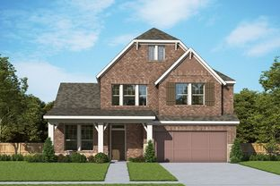Clairmont - Tavolo Park Cottages: Fort Worth, Texas - David Weekley Homes
