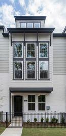 Denny - Hargrove - Townhomes: Decatur, Georgia - David Weekley Homes