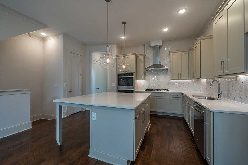 Kitchen featured in the Denny By David Weekley Homes in Atlanta, GA