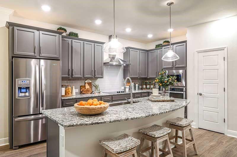 Kitchen featured in the Gemstone By David Weekley Homes in Sarasota-Bradenton, FL