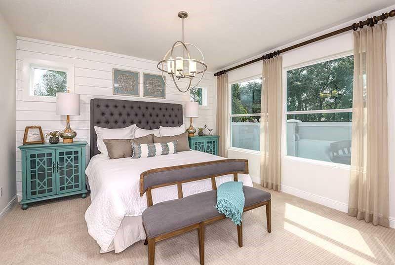Bedroom featured in the Gemstone By David Weekley Homes in Sarasota-Bradenton, FL